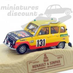 Renault 4 Sinpar - Paris...