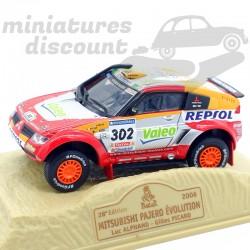 Mitsubishi Pajero Evolution...