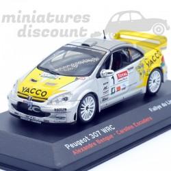 Peugeot 307 WRC - Rallye du...