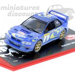 Subaru Impreza WRC - Rallye...