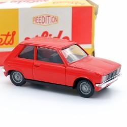 Peugeot 104 ZS de 1972 -...