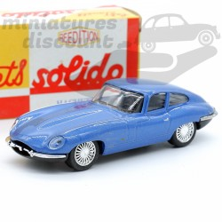 Jaguar Type E de 1961 -...