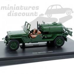 Jeep Agricole de 1962 -...