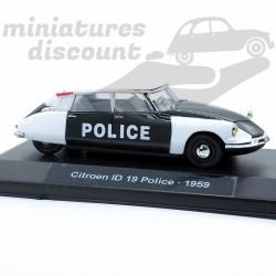 Citroen ID 19 Police 1959 -...