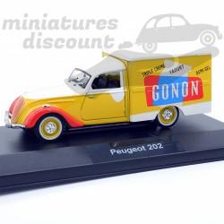 Miniature Peugeot 202...