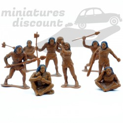Lot 8 Figurines Hommes...