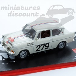 Ford Anglia 1963 - Rallye...