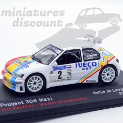 Peugeot 306 Maxi - Rallye...