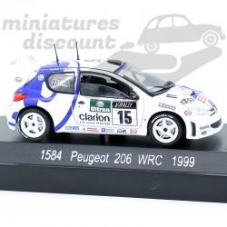Peugeot 206 WRC - 1999 -...