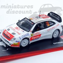 Citroen Xsara WRC - Rallye...