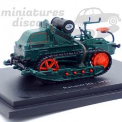 Tracteur Renault HI de 1922...