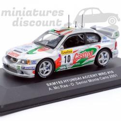 Hyundai Accent WRC - Rallye...