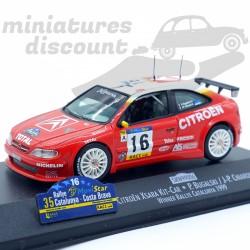 Citroen Xsara WRC 1999 -...