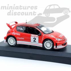 Peugeot 206 WRC - Rallye de...