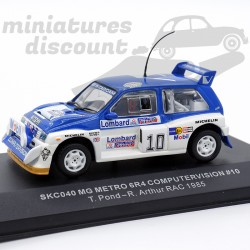 MG Metro 6R4 Computervision...