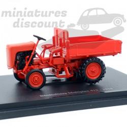 Tracteur Bénétullière...
