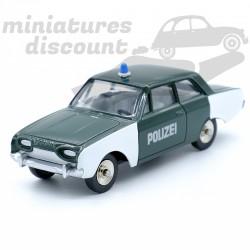 Ford Taunus Polizeiwagen...
