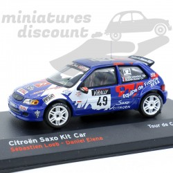 Citroen Saxo Kit Car - Tour...