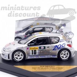 Peugeot 206 WRC Esso Rallye...