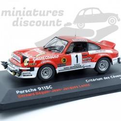Porsche 911SC - Critérium...