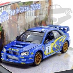 Subaru Impreza WRC03 Tour...