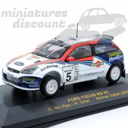 Ford Focus RS 02 - Mc Rae...