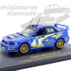Subaru Impreza WRC Rallye...