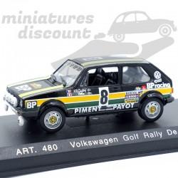 Rare Volkswagen Golf 1 du...