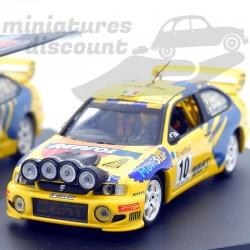 Seat Cordoba WRC du Rallye...