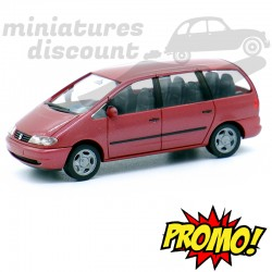Seat Alhambra (rouge...