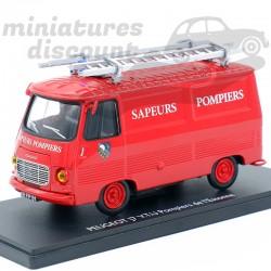 Peugeot J7 Pompier de...
