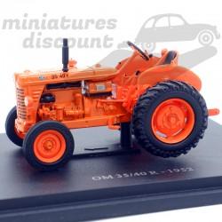 Tracteur OM 35/40 R de 1952...