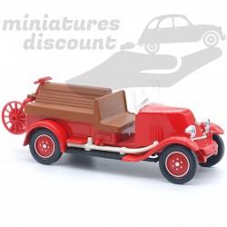 Renault KZ Pompiers -...