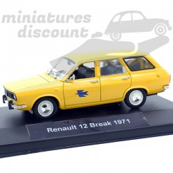 Renault 12 Break - 1971 -...