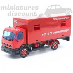 Camion Renault Sapeurs...