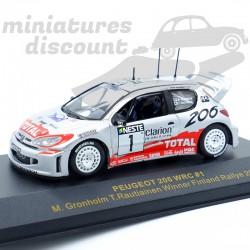 Peugeot 206 WRC - IXO -...