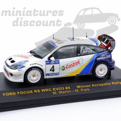 Ford Focus RS WRC Evo3 -...