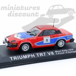 Triumph TR7 V8 Manx Rally...