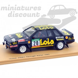 Nissan 240RS - Rallye du...