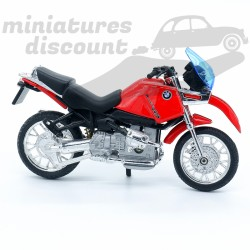 Moto BMW 1100 GS - 1/18ème...