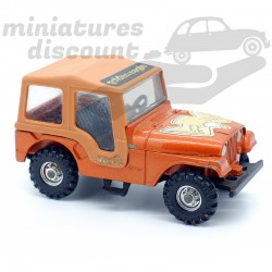 Jeep CJ-5 - Corgi - 1/43ème...