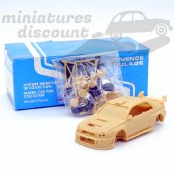 Kit résine d'une Subaru WRC...