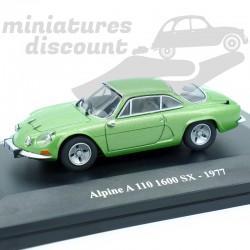 Renault Alpine A110 1600 SX...