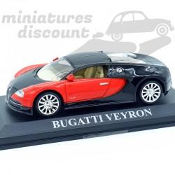 Bugatti Veyron - 1/43ème en...