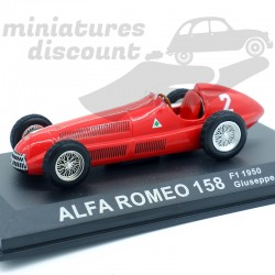 Alfa Roméo 158 - F1 1950 -...