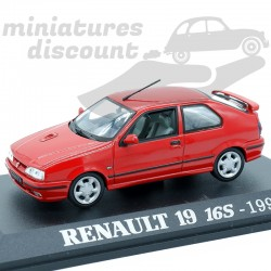 Renault 19 16S - 1992 -...