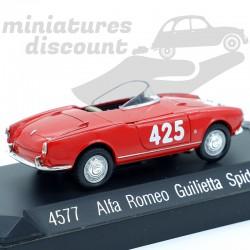 Alfa Romeo Guiliette Spider...