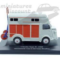 Citroën type H version Van...