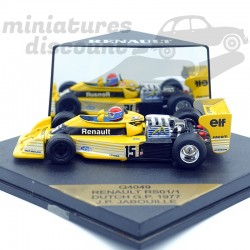 Renault RS01/1 - Dutch G.P...