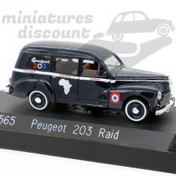 Peugeot 203 Raid - Solido -...